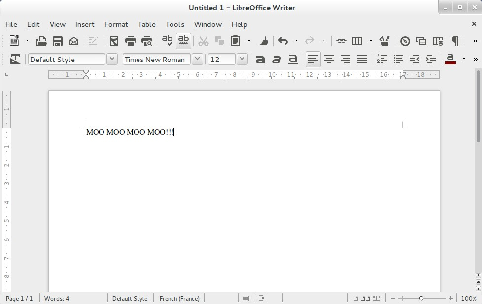 Untitled 1 - LibreOffice Writer_Crystal-2