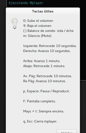 TVenLinux-menu