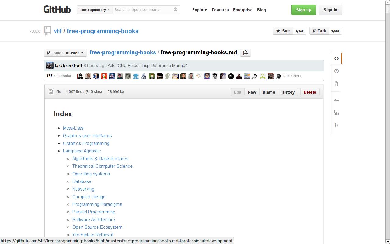 github-vhf-free-programming-books