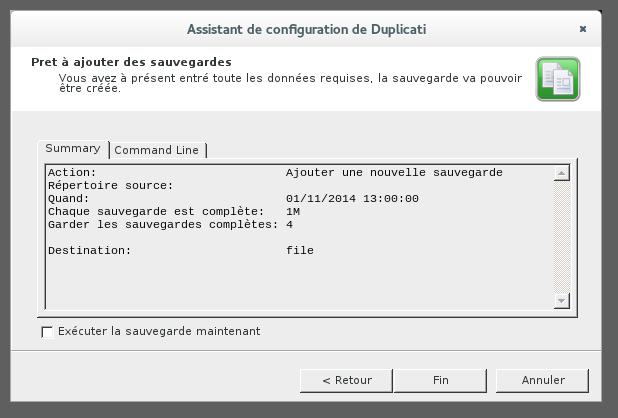 Assistant de configuration de Duplicati_010